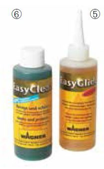 EasyGlide - stempelolie - piston oil - 118 ml